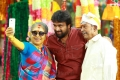 Kovai Sarala, M.Sasikumar, Sangili Murugan in Balle Vellaiyathevaa Movie Stills