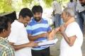 P.Solai Prakash, M Sasikumar, Sangili Murugan @ Balle Vellaiyathevaa Movie Working Stills