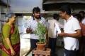 M Sasikumar, P.Solai Prakash @ Balle Vellaiyathevaa Movie Working Stills