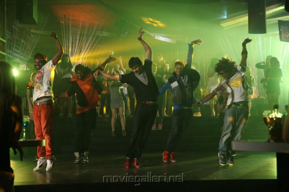 Ravi Teja & Lakshmi Rai Hot Song Photos in Balupu Movie