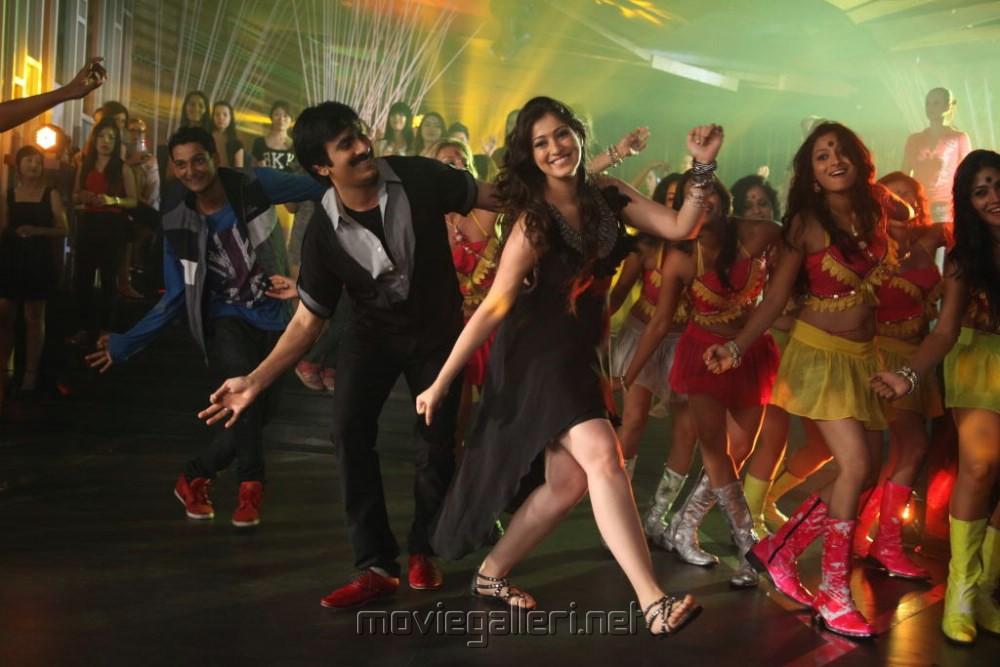 Balupu Ravi Teja & Lakshmi Rai Hot Song Photos