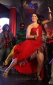 Lakshmi Rai in Hot Red Dress in Balupu