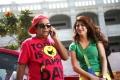 Brahmanandam, Shruti Hassan in Balupu Movie Latest Pics