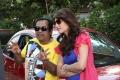 Brahmanandam, Shruti Hassan in Balupu Movie Pics