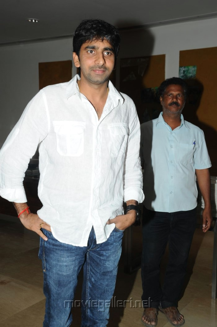 Director Gopichand Malineni at Balupu Movie Success Meet Stills