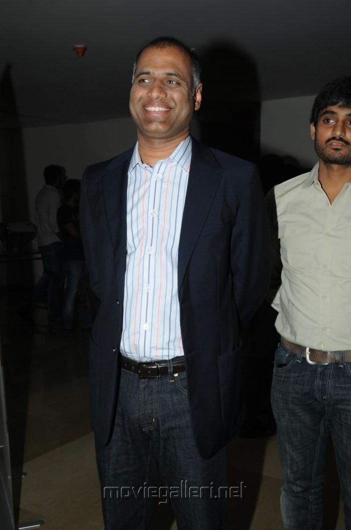 Producer Prasad Vara Potluri at Balupu Success Meet Stills
