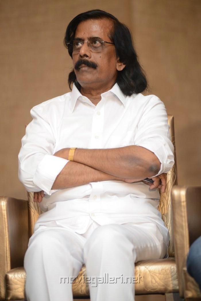 Editor Gautham Raju at Balupu Movie Success Meet Stills
