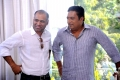 Prasad Vara Potluri, Prakash Raj at Balupu Movie Working Stills