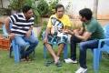 Prakash Raj, Brahmanandam, Gopichand Malineni at Balupu Movie Working Stills