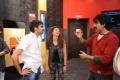 Gopichand Malineni, Shruti Hassan, Ravi Teja at Balupu Movie Working Stills