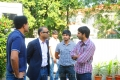 Prasad Vara Potluri, Gopichand Malineni at Balupu Movie Working Stills
