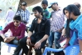 Gopichand Malineni, Ravi Teja, Anjali at Balupu Movie Working Stills