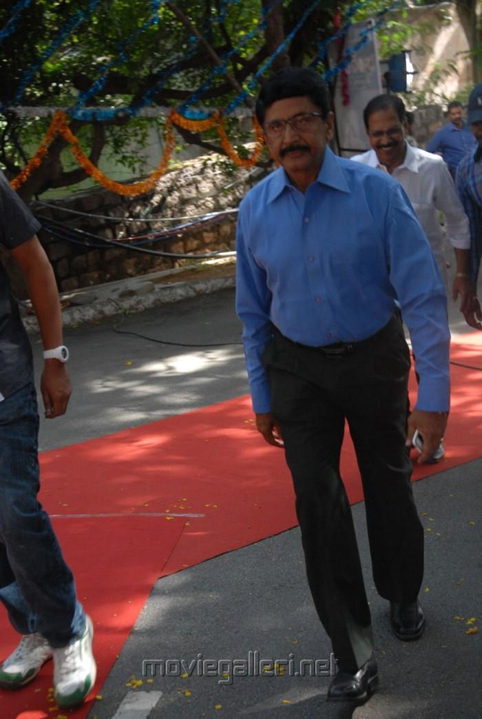 Actor Murali Mohan at Band Balu Movie Opening Stills