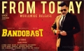 Suriya Bandobast Movie Release Today Posters HD