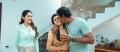 Sayyeshaa, Poorna, Samuthirakani in Bandobast Movie Stills HD