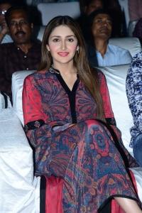 Actress Sayyeshaa Saigal @ Bandobast Movie Pre Release Event Stills