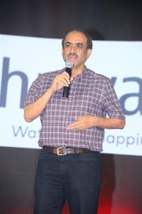 D Suresh Babu @ Bandobast Movie Pre Release Event Stills