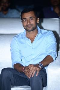 Suriya @ Bandobast Movie Pre Release Event Stills