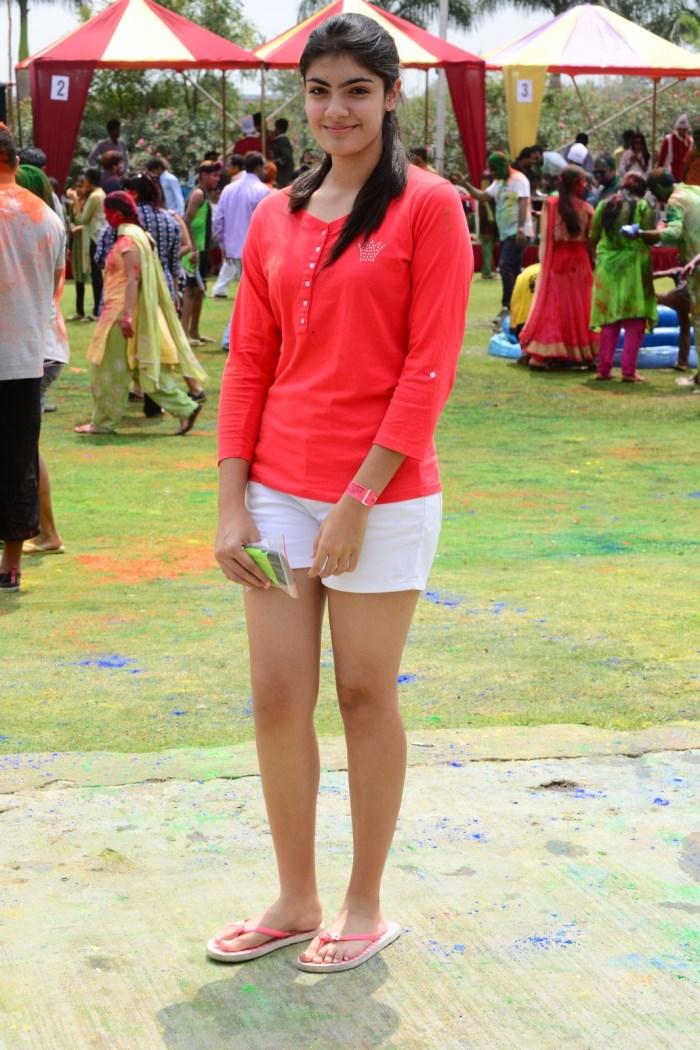 Bang Bang Holi Celebrations 2015 at Novotel, Hyderabad