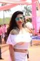 Actress Madhulagna Das @ Bang Bang Holi Festival 2018 at Novotel Hyderabad Airport Photos