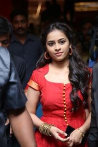 Actress Sri Divya @ Bangalore Naatkal Movie Audio Launch Photos