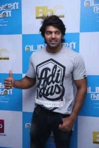 Actor Arya @ Bangalore Naatkal Movie Audio Launch Photos