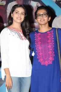 Sri Divya, Parvathy @ Bangalore Naatkal Movie Press Meet Stills