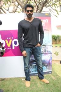 Rana Daggubati @ Bangalore Naatkal Movie Press Meet Stills
