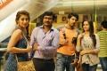 Raai Laxmi, Bobby Simha, Arya, Sri Divya in Bangalore Naatkal Movie Stills
