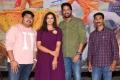 Sai Kartheek, Pooja Jhaveri, Allari Naresh, Giri Palika @ Bangaru Bullodu Movie Trailer Launch Photos