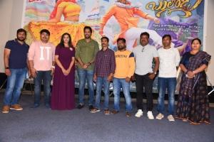 Bangaru Bullodu Movie Trailer Launch Photos