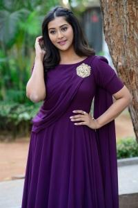 Pooja Jhaveri @ Bangaru Bullodu Movie Trailer Launch Photos