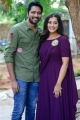 Allari Naresh, Pooja Jhaveri @ Bangaru Bullodu Movie Trailer Launch Photos