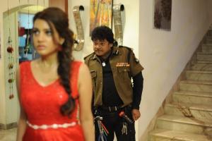 Diksha Panth, Shakalaka Shankar in Banthi Poola Janaki Movie Stills