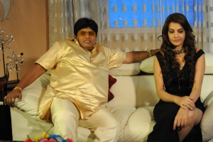 Adhurs Raghu, Diksha Panth in Banthi Poola Janaki Movie Stills
