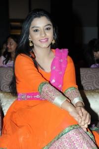 Actress Alisha Baig @ Basanti Movie Audio Launch Photos