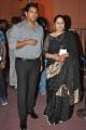 Vasu Manthena, Jayasudha @ Basthi Movie Audio Launch Stills