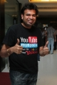 Premji Amaran at Batman 3 Premiere Show Chennai Stills