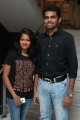 Balaji Mohan with wife Aruna at Batman 3 Premiere Show Chennai Stills