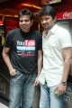 Premji Amaran, Udhayanidhi Stalin at Batman The Dark Knight Rises Premiere Show Stills