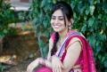Beautiful Actress Aksha Saree Stills at Rye Rye Shooting Spot