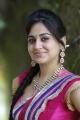 Cute Aksha Beautiful Saree Stills at Rai Rai Shooting Spot