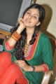 Beautiful Actress Monal Gajjar in Churidar Photos