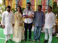 Bellamkonda Sreenivas Kajal Aggarwal Movie Launch Stills
