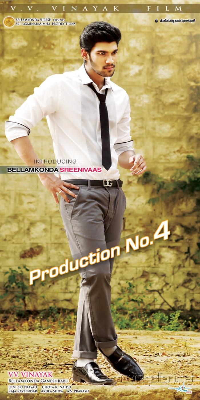 Bellamkonda Srinivas Movie Posters