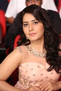 Rashi Khanna @ Bengal Tiger Movie Audio Launch Stills