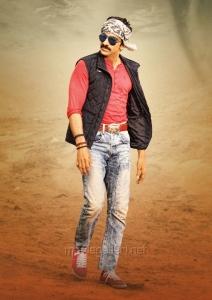 Actor Ravi Teja in Bengal Tiger Movie Stills