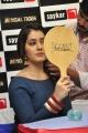 Actress Rashi Khanna @ Bengal Tiger Movie Team at Spykar Store Photos