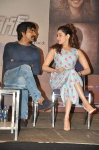 Ravi Teja, Tamanna @ Bengal Tiger Movie Success Meet Stills