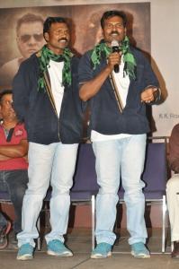 Ram Laxman @ Bengal Tiger Movie Success Meet Stills